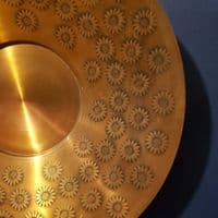 Copper Wall Plate